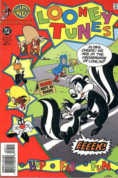Looney Tunes #9 comic books for sale