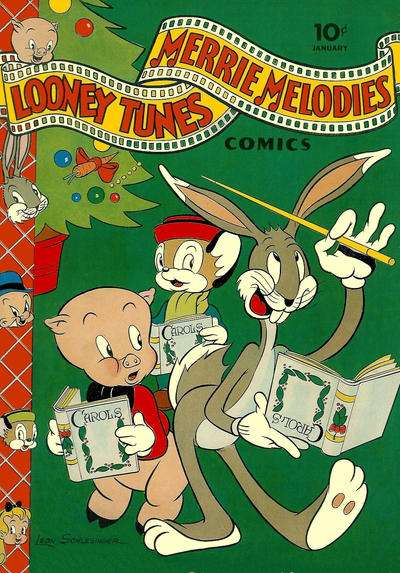 Looney Tunes and Merrie Melodies Comics #15 Comic Books - Covers, Scans, Photos  in Looney Tunes and Merrie Melodies Comics Comic Books - Covers, Scans, Gallery