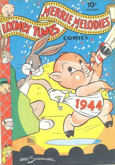 Looney Tunes and Merrie Melodies Comics #27 Comic Books - Covers, Scans, Photos  in Looney Tunes and Merrie Melodies Comics Comic Books - Covers, Scans, Gallery