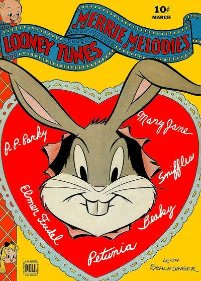 Looney Tunes and Merrie Melodies Comics #29 Comic Books - Covers, Scans, Photos  in Looney Tunes and Merrie Melodies Comics Comic Books - Covers, Scans, Gallery