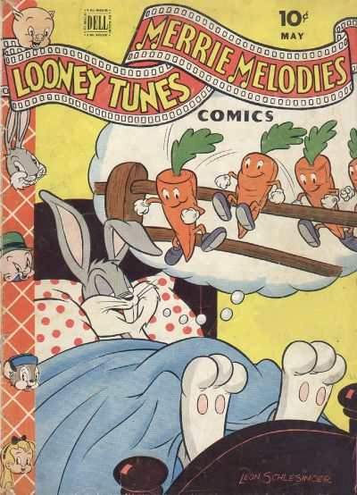 Looney Tunes and Merrie Melodies Comics #43 Comic Books - Covers, Scans, Photos  in Looney Tunes and Merrie Melodies Comics Comic Books - Covers, Scans, Gallery