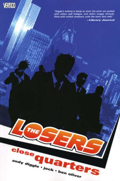 Losers #4 comic books for sale