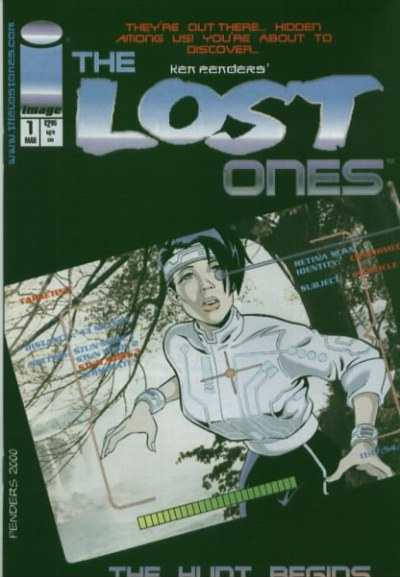 Lost Ones #1 comic books - cover scans photos Lost Ones #1 comic books - covers, picture gallery