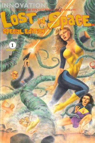 Lost in Space #1 comic books for sale