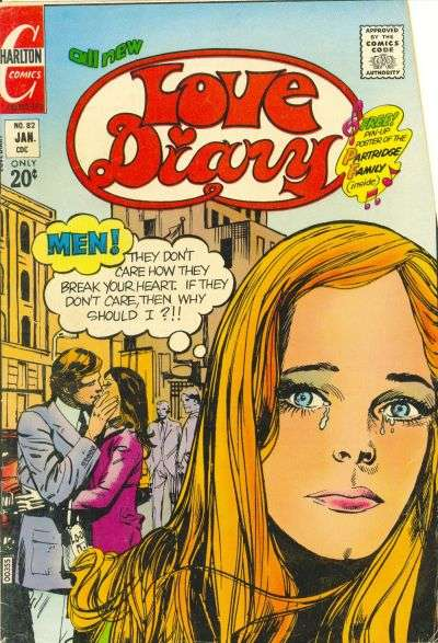Love Diary #82 comic books - cover scans photos Love Diary #82 comic books - covers, picture gallery
