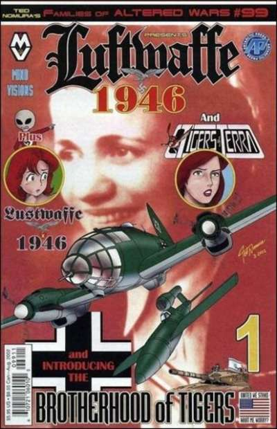 Luftwaffe: 1946 Comic Books. Luftwaffe: 1946 Comics.