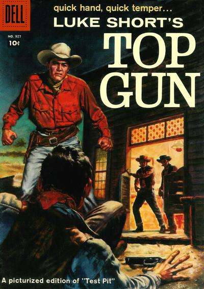 Luke Short's Western Stories #8 Comic Books - Covers, Scans, Photos  in Luke Short's Western Stories Comic Books - Covers, Scans, Gallery