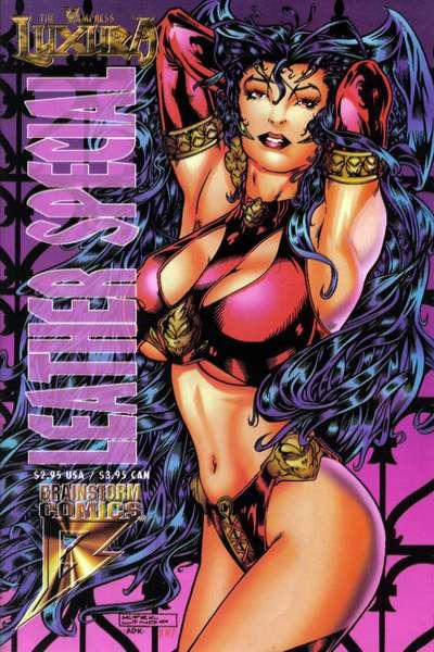 Luxura #1 comic books for sale