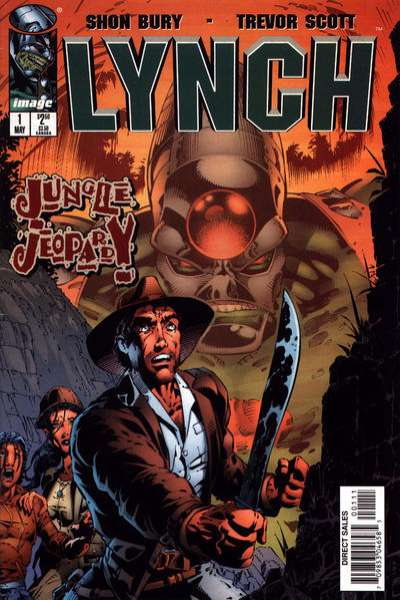 Lynch #1 comic books for sale