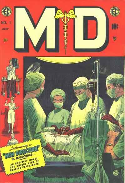 MD #1 Comic Books - Covers, Scans, Photos  in MD Comic Books - Covers, Scans, Gallery