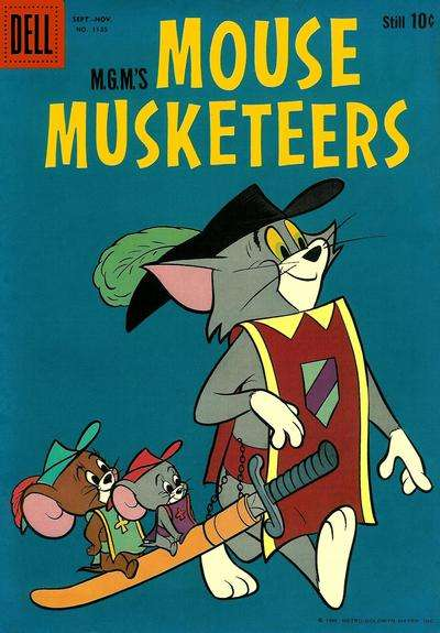 M.G.M.'s Mouse Musketeers #22 Comic Books - Covers, Scans, Photos  in M.G.M.'s Mouse Musketeers Comic Books - Covers, Scans, Gallery