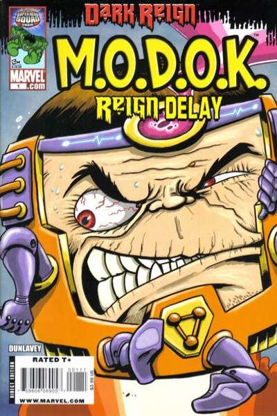 M.O.D.O.K: Reign Delay #1 comic books for sale