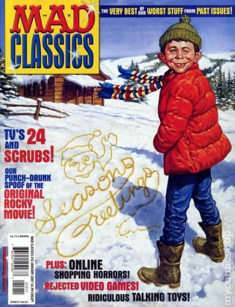 Mad Classics #12 Comic Books - Covers, Scans, Photos  in Mad Classics Comic Books - Covers, Scans, Gallery