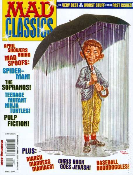 Mad Classics #14 Comic Books - Covers, Scans, Photos  in Mad Classics Comic Books - Covers, Scans, Gallery