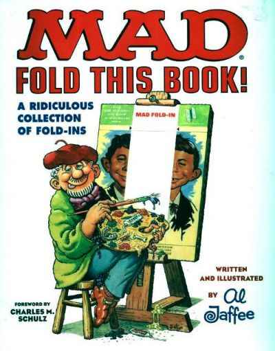 Mad: Fold This Book #1 Comic Books - Covers, Scans, Photos  in Mad: Fold This Book Comic Books - Covers, Scans, Gallery