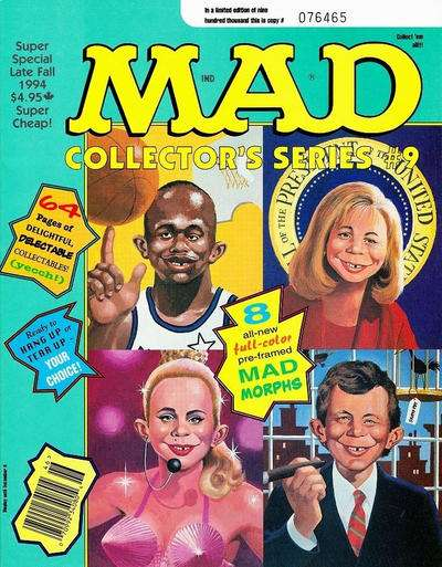 Mad Special #100 Comic Books - Covers, Scans, Photos  in Mad Special Comic Books - Covers, Scans, Gallery