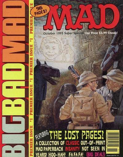 Mad Special #107 Comic Books - Covers, Scans, Photos  in Mad Special Comic Books - Covers, Scans, Gallery