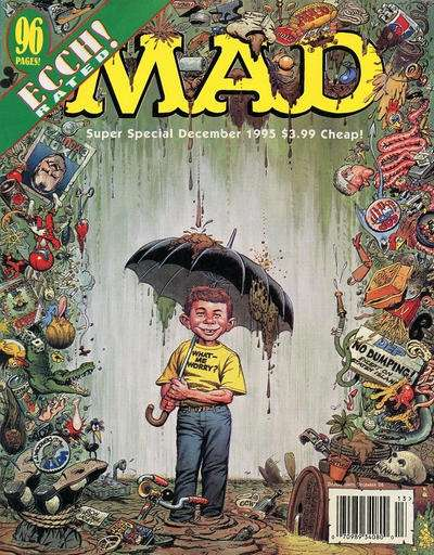 Mad Special #109 Comic Books - Covers, Scans, Photos  in Mad Special Comic Books - Covers, Scans, Gallery