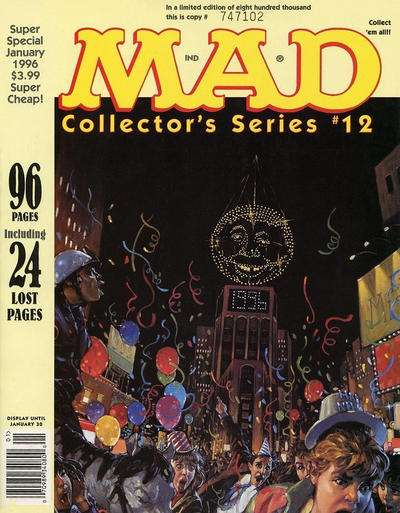 Mad Special #110 comic books for sale