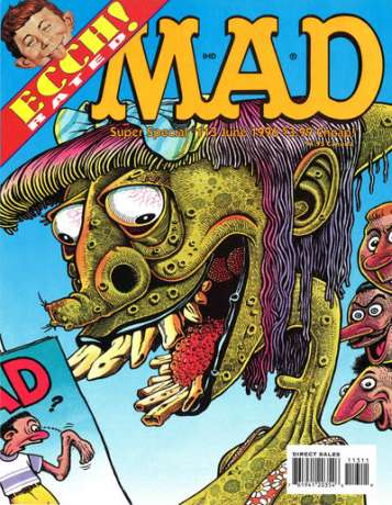 Mad Special #113 comic books for sale