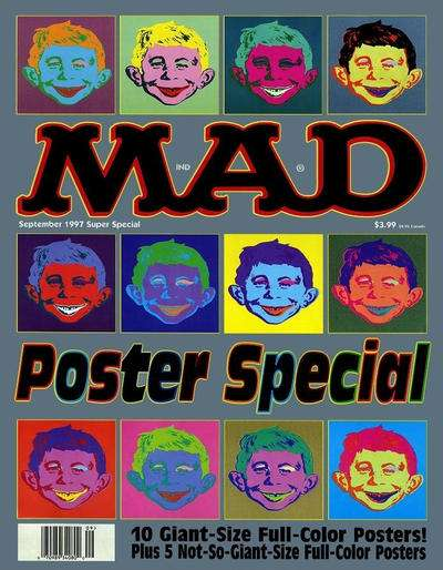 Mad Special #123 comic books for sale