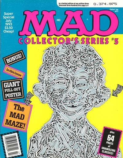 Mad Special #88 Comic Books - Covers, Scans, Photos  in Mad Special Comic Books - Covers, Scans, Gallery