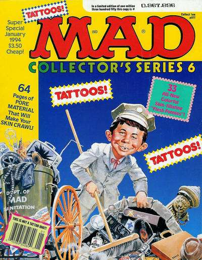 Mad Special #91 Comic Books - Covers, Scans, Photos  in Mad Special Comic Books - Covers, Scans, Gallery