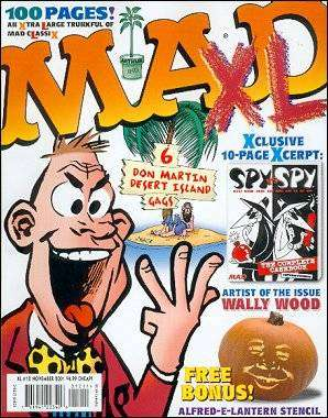 Mad XL #12 comic books for sale