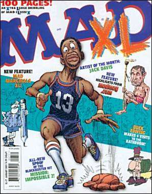 Mad XL #7 comic books for sale