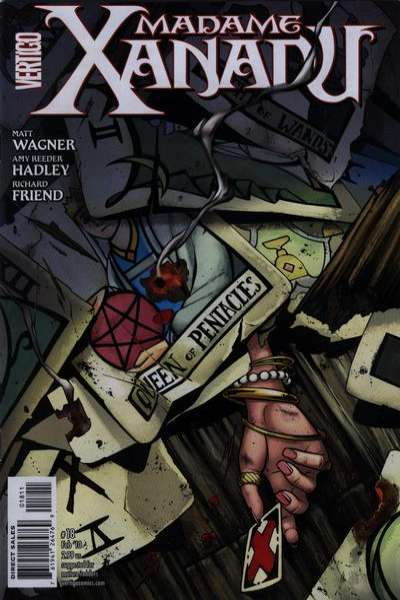 Madame Xanadu #18 comic books for sale