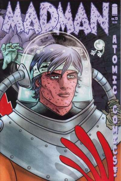 Madman Atomic Comics #13 comic books for sale