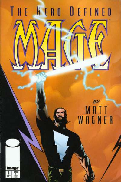 Mage # comic book complete sets Mage # comic books