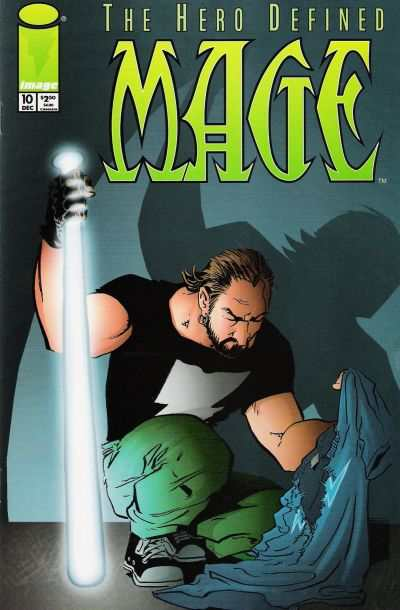 Mage #10 Comic Books - Covers, Scans, Photos  in Mage Comic Books - Covers, Scans, Gallery