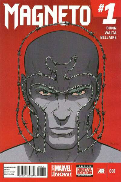 Magneto Comic Books. Magneto Comics.
