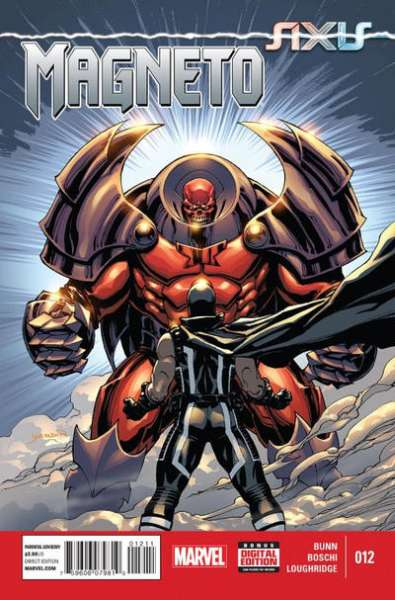 Magneto #12 Comic Books - Covers, Scans, Photos  in Magneto Comic Books - Covers, Scans, Gallery