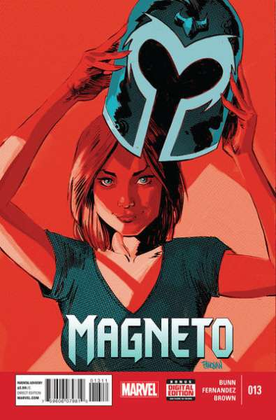 Magneto #13 Comic Books - Covers, Scans, Photos  in Magneto Comic Books - Covers, Scans, Gallery