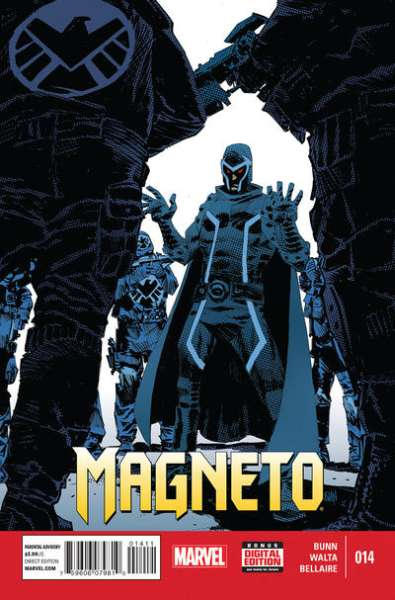 Magneto #14 Comic Books - Covers, Scans, Photos  in Magneto Comic Books - Covers, Scans, Gallery