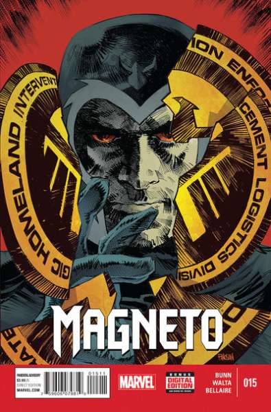 Magneto #15 Comic Books - Covers, Scans, Photos  in Magneto Comic Books - Covers, Scans, Gallery