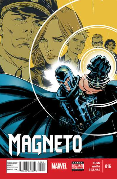 Magneto #16 Comic Books - Covers, Scans, Photos  in Magneto Comic Books - Covers, Scans, Gallery