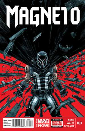 Magneto #3 comic books for sale