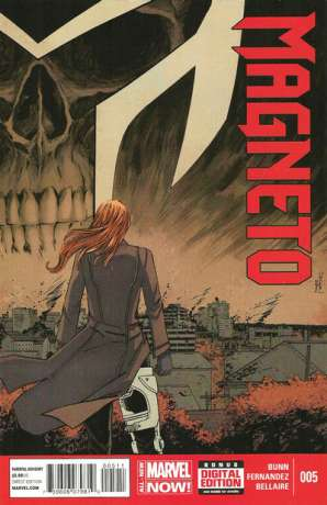 Magneto #5 Comic Books - Covers, Scans, Photos  in Magneto Comic Books - Covers, Scans, Gallery