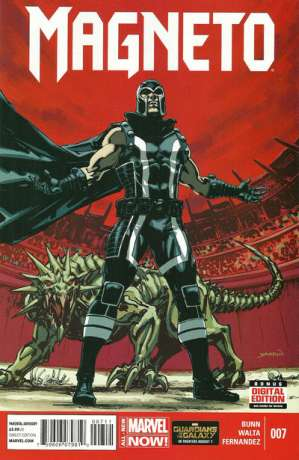Magneto #7 comic books for sale