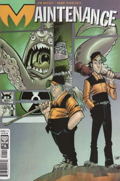 Maintenance #1 comic books - cover scans photos Maintenance #1 comic books - covers, picture gallery