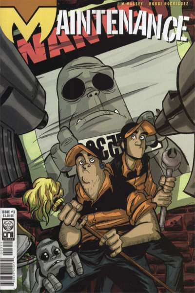 Maintenance #3 comic books - cover scans photos Maintenance #3 comic books - covers, picture gallery