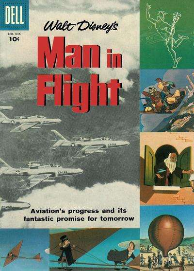 Man in Flight #1 comic books - cover scans photos Man in Flight #1 comic books - covers, picture gallery