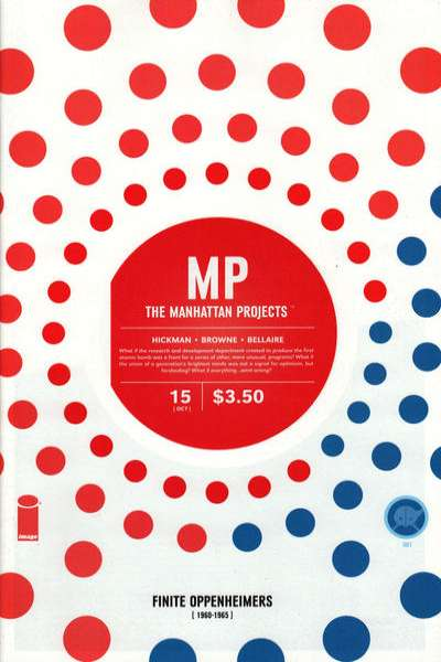Manhattan Projects #15 comic books for sale