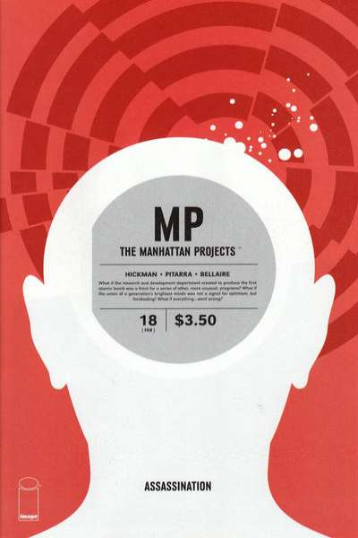 Manhattan Projects #18 comic books for sale