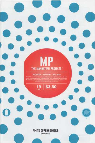 Manhattan Projects #19 Comic Books - Covers, Scans, Photos  in Manhattan Projects Comic Books - Covers, Scans, Gallery