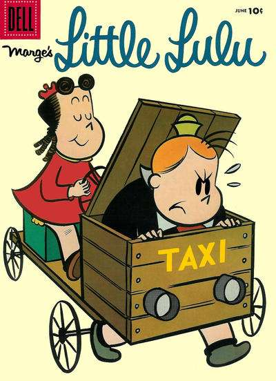 Marge's Little Lulu #108 Comic Books - Covers, Scans, Photos  in Marge's Little Lulu Comic Books - Covers, Scans, Gallery