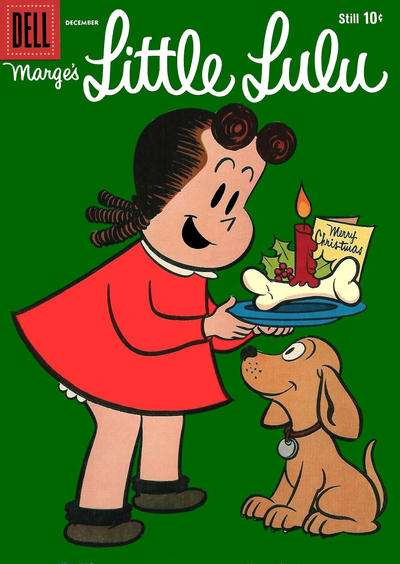 Marge's Little Lulu #126 Comic Books - Covers, Scans, Photos  in Marge's Little Lulu Comic Books - Covers, Scans, Gallery